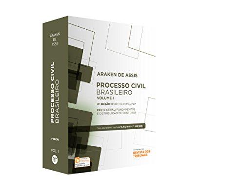 Processo Civil Brasileiro - Volume 1