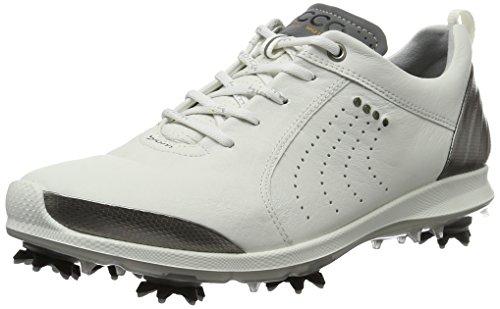 Ecco ECCO Damen Womens Golf Biom G 2 Golfschuhe, Weiß (54510WHITE/BUFFED Silver), 36 EU