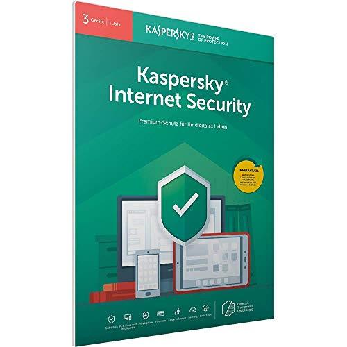 Kaspersky Internet Security 2019 Bundle Neu+Upgrade | +Windriver | 3+3 Geräte | 1 Jahr | Windows/Mac/Android | NEU
