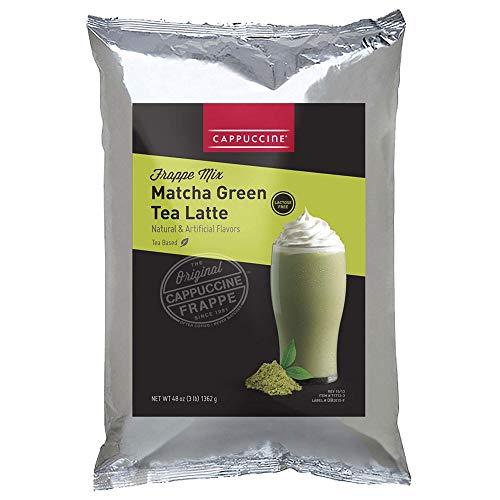 Cappuccine Frappe Mix (Matcha Green Tea)