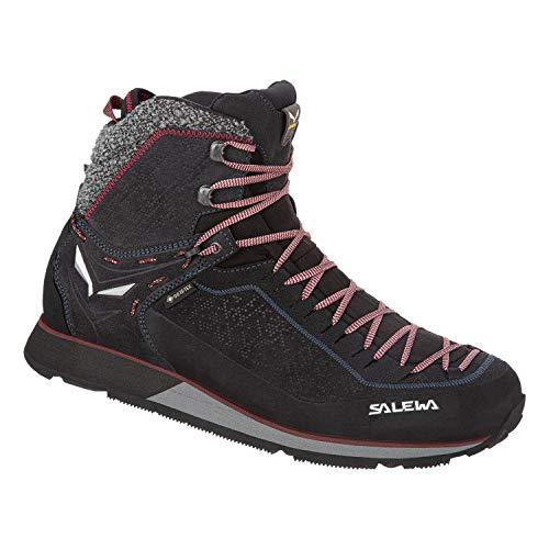 Salewa Damen MTN Trainer 2 Winter GTX Schuhe, Asphalt-Tawny Port, UK 8