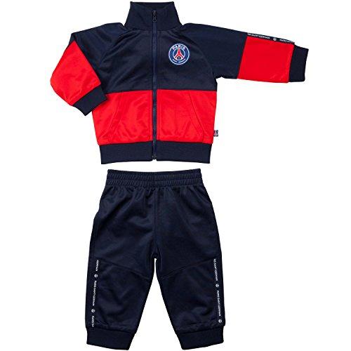 Paris Saint-Germain trainingspak PSG, officiële collectie, babymaat, voor jongens