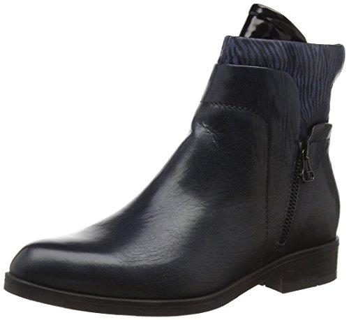 Mjus Damen 767204-0201-6455 Kurzschaft Stiefel, Blau (Cosmo), 42 EU
