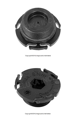 BMW Genuine Engine Oil Pan Drain Plug With O-Ring X1 28i Z4 28i 528i 528i 228i 320i 328i 328i 428i 428i 328i 428i