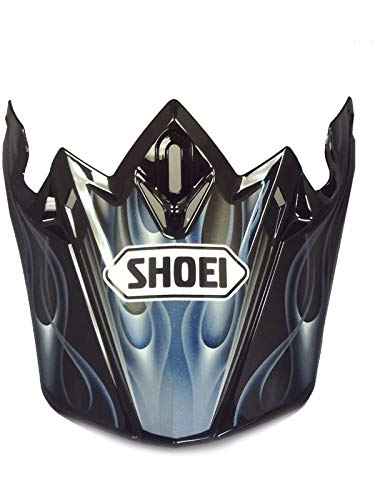 Shoei Grau Vfx-W Grant Tc5 Mx Helm-Visier (One Size, Grau)