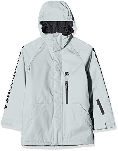 DC Apparel Jungen Snow Jacket RIPLEY YOUTH Jacket, neutral gray, 10/M, EDBTJ03024