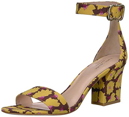 Price comparison product image Kate Spade New York Shoe's Susane Heeled Sandal,  Rich Fudge,  7.5 M US