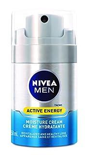 NIVEA MEN Active Energy Moisture Cream, 50 mL dispenser (B00BO0BATK) | Amazon price tracker / tracking, Amazon price history charts, Amazon price watches, Amazon price drop alerts