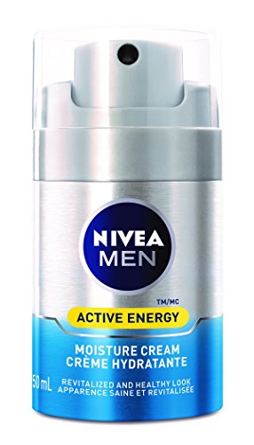 NIVEA MEN Active Energy Moisturizing Cream Q10 50ml