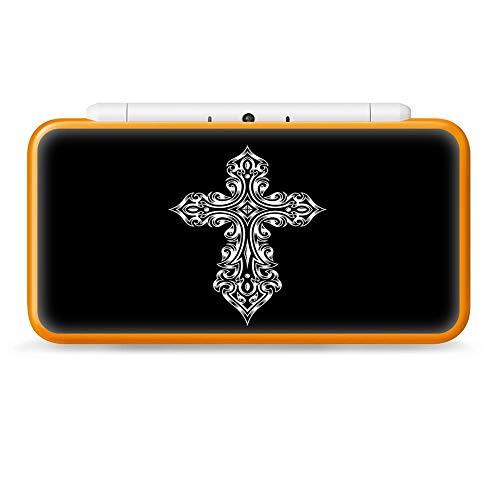 Nintendo 2DS XL Skin Decal Vinyl Wrap - Tribal Celtic Cross