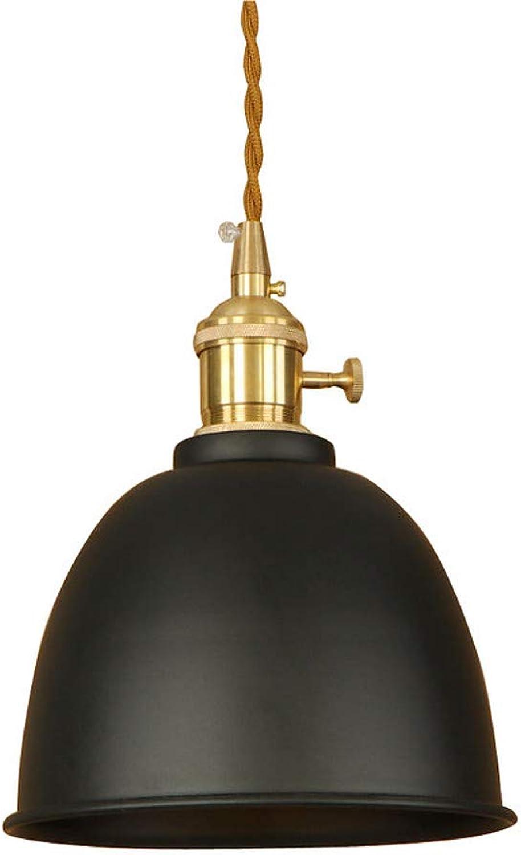 Pendelleuchte Downlight Painted Finish Metallblendschutz, Mini Style, Augenschutz 110-120V   220-240V, Schwarz