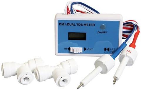 デポー AquaFX 9645 Dual Tds セール特価品 Meter Inline