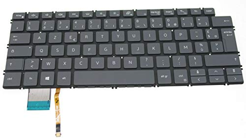 Dell Latitude 3410 French AZERTY Backlit Keyboard P7F2D