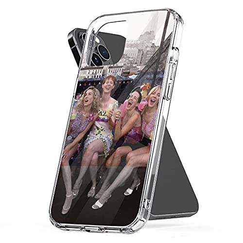 Custodie per Telefoni Sex and The City Compatible with iPhone 6 6s 7 8 X Xs Xr 11 12 Pro Max Mini Se 2020 Charm Accessories Absorption