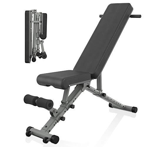 BARWING Adjustable Weight Bench