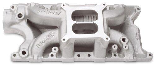 Edelbrock 7521 Performer RPM Air-Gap Intake Manifold, Multi, One Size