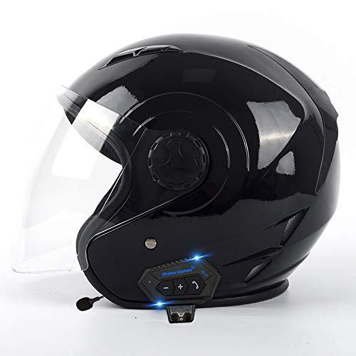 Certification Casque De Moto Bluetooth ET - Casque Moto Bluetooth Full...