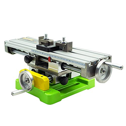 Find Discount BOFEISI Multifunction Precision Worktable Milling Compound Drilling Slide Table Bench ...