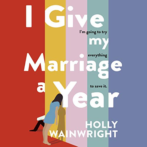 I Give My Marriage a Year cover art