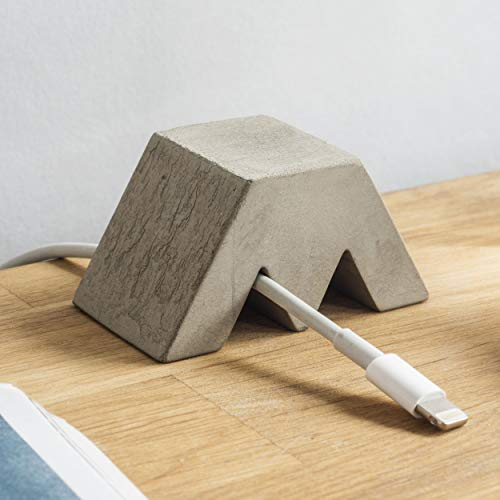 Good Design Works kabelhouder van beton