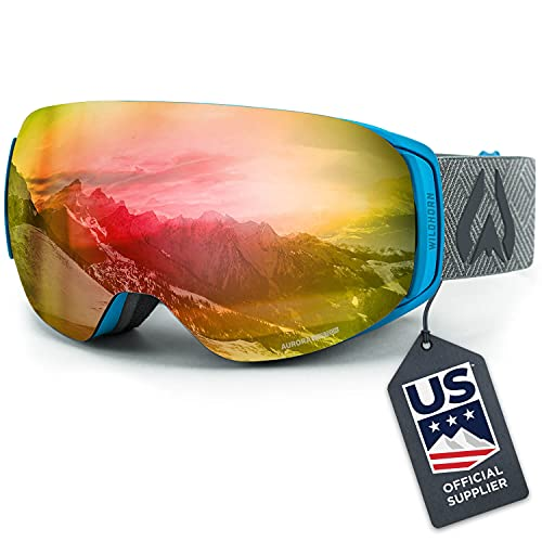 Wildhorn Roca Snowboard & Ski Goggles
