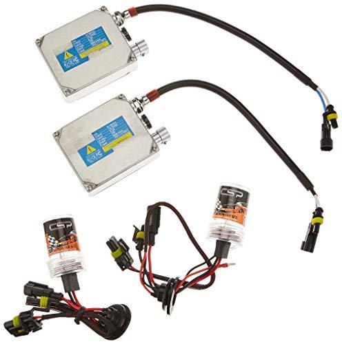 akhan Digital 9–32 V 35 W Canbus Xenon Kit Kit H11 8000 K avec brûleur Xénon HID ballast, lampe et matériel de montage sans erreur et sans scintillement