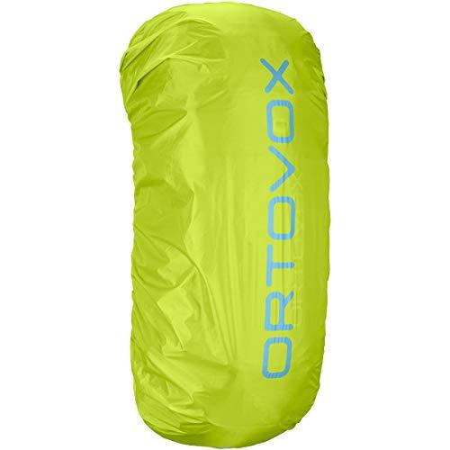 ORTOVOX 9000500001 Regenschutz für Rucksack, Unisex Erwachsene, Happy Green, S