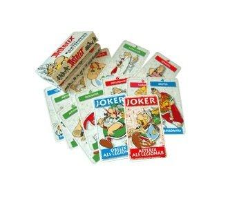 Asterix & Obelix - Das Kartenspiel der 7 Familien - Komplett - Für jede Sprache geeignet - Ab 5 Jahren