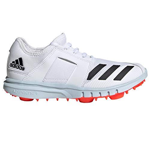 adidas Howzat Spike - Zapatillas de críquet (talla L), color Blanco, talla 36 EU 🔥