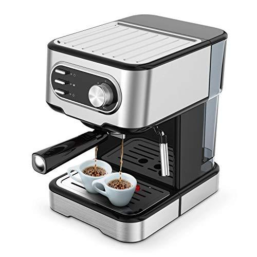 IKOHS THERA Easy Latte Espressomaschine,...