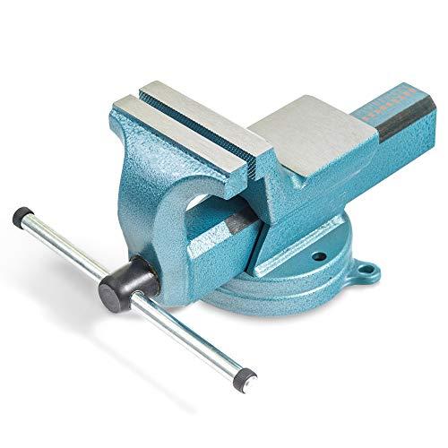 RIDGID 48058 Schraubstock, Modell 120, kompakt, 360 Grad drehbar