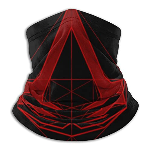 Assassins Creed, bandana unisex para la cabeza al aire libre, bufanda de protección UV, máscara facial pasamontañas resistente al viento, polainas para el cuello para deportes multifuncionales