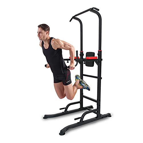 Con la sedia romana T085 ANNA-FIT (weight tower) puoi fare i tuoi esercizi quotidiani comodamente da casa tua. Rafforza e tonifica tutto il tuo corpo in modo facile e sicuro.