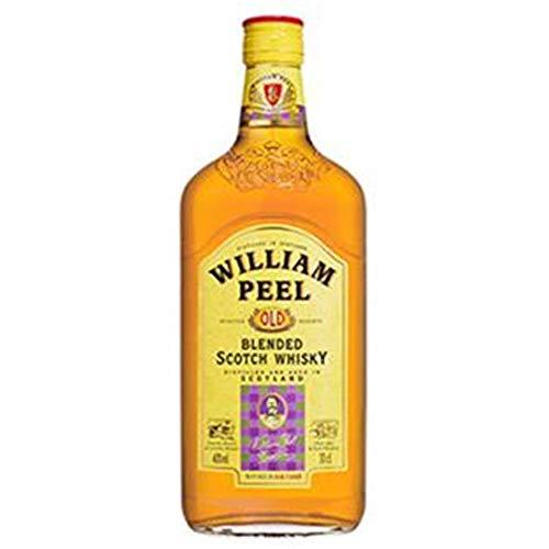 Whisky William Peel 40 ° 70 cl