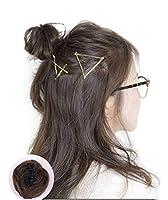 女性と女の子のためのポニーテールエクステンションポニーテールヘアピースのミニヘアドーナツヘアピースクロークリップ、ダークブラウン2個