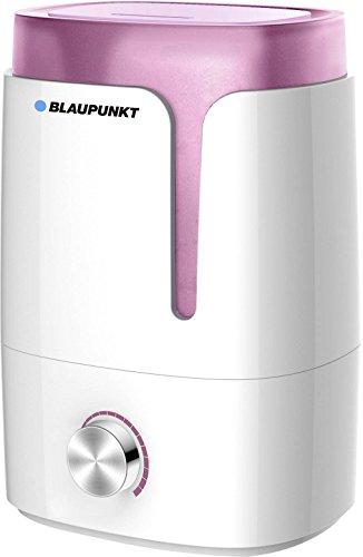 Blaupunkt AHS301 Humidificador Iónico Aromaterapia, Aceites Esenciales Filtro Antical, 3,5L, 25W