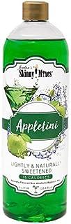 Skinny Appletini, Skinny Mixes, 33.8 oz (Packaging May Vary)