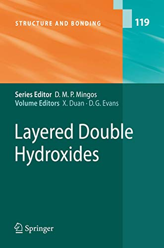 Layered Double Hydroxides (Structure and Bonding (119), Band 119)