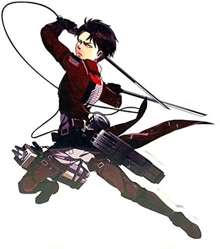 UanPlee-SC Personajes de Anime camión Amor atacante en Figura de acción de Titanio Shingeki no Kyojin Mikasa Ackerman PVC Anime Toy (Style06) -Style02-Style05-Estilo06 SLDJ529