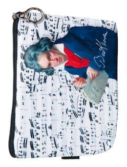 Fridolin Trousse de Toilette Beethoven, 19 cm, Multicolore