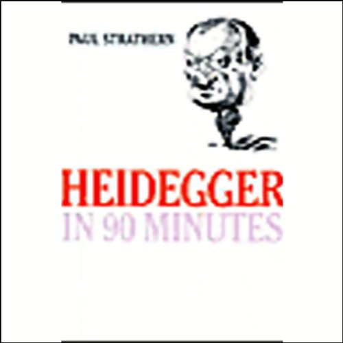 Heidegger in 90 Minutes audiobook cover art