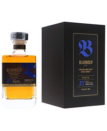 Bladnoch 27 Years Talia Limited Edition Whisky (1 x 0.7 l)