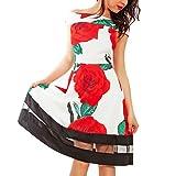 Zoom IMG-1 toocool abito donna vestito fiori
