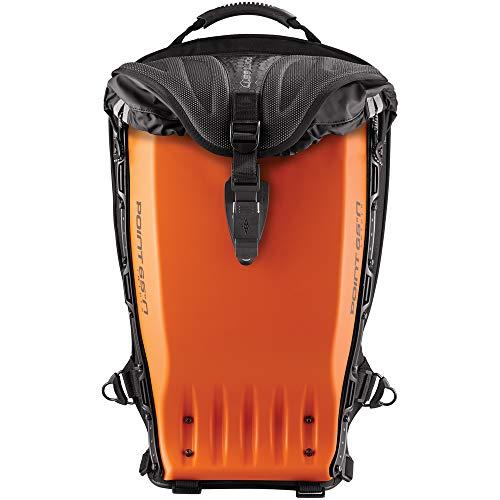 Boblbee GTX-Mochila de protección Dorsal, 25 L, Color Naranja