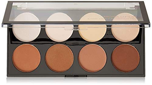 MAKEUP REVOLUTION Iconic Lights & Contour Pro, 13 g