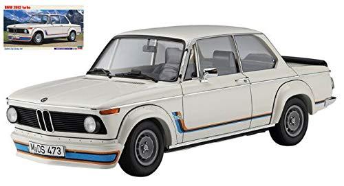per BMW 2002 TURBO KIT 1:24 - Hasegawa - Kit Auto - Kit di Montaggio