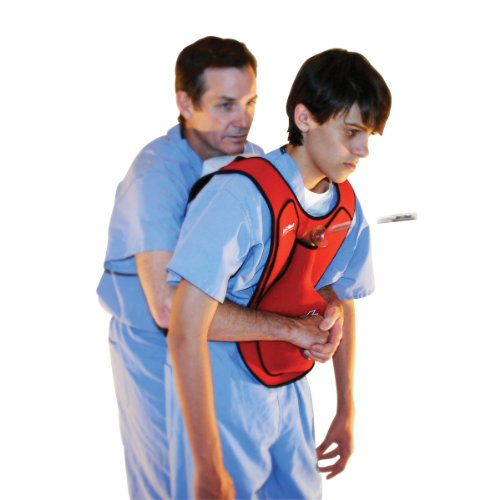 Act Fast AF-101-R Anti Choking Trainer with Back Slap, Red