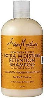 [Shea Moisture ] シア水分生シアシャンプー379ミリリットル - Shea Moisture Raw Shea Shampoo 379ml [並行輸入品]