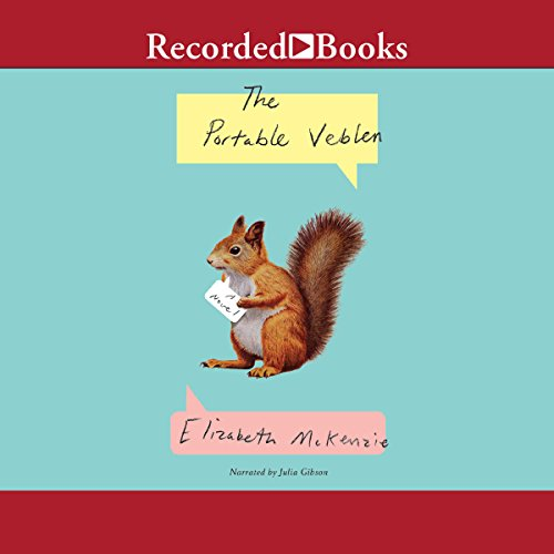 The Portable Veblen audiobook cover art