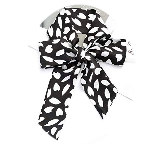 OULN1Y Bandeaux 145cm Silk Satin Headwear Hair Scarf Women Small Scarves Headband Neck Ladies Bag Ribbons Scrunchie Hair Accessories,L